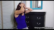 Caught My Step Sister Stealing From Dad So I Fucked Her – SisLovesMeHD.com
