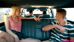 MyFamilyPies – Chloe Couture, Hannah Hays Jizzwold Family Vacation Part 1