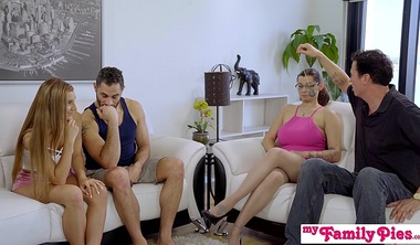 MyFamilyPies – StepSiblings Agree To Get Each Other Off S1:E6