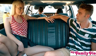 MyFamilyPies – Sneaky Fuck Fest On Family Vacation Part 1